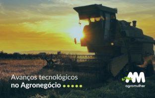 Tecnologias no agronegócio