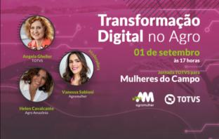 Evento Totvs: Transformação Digital no Agro